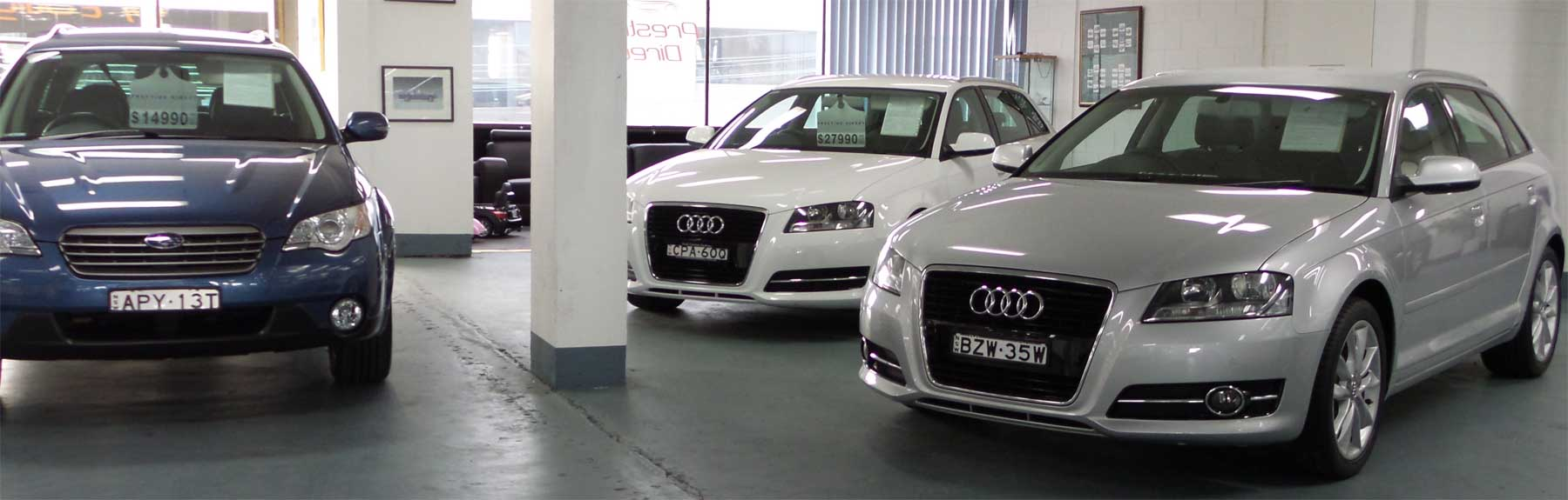 Buy Cheaper Prestige Cars In Sydney At Prestige Direct